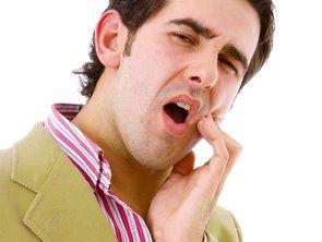 Những tai biến có thể xảy ra khi trồng răng sứ 2