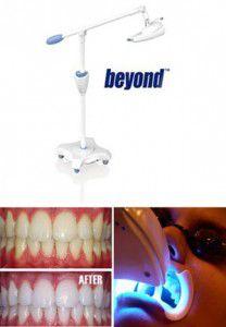 Tẩy trắng răng với hệ thống đèn Beyond