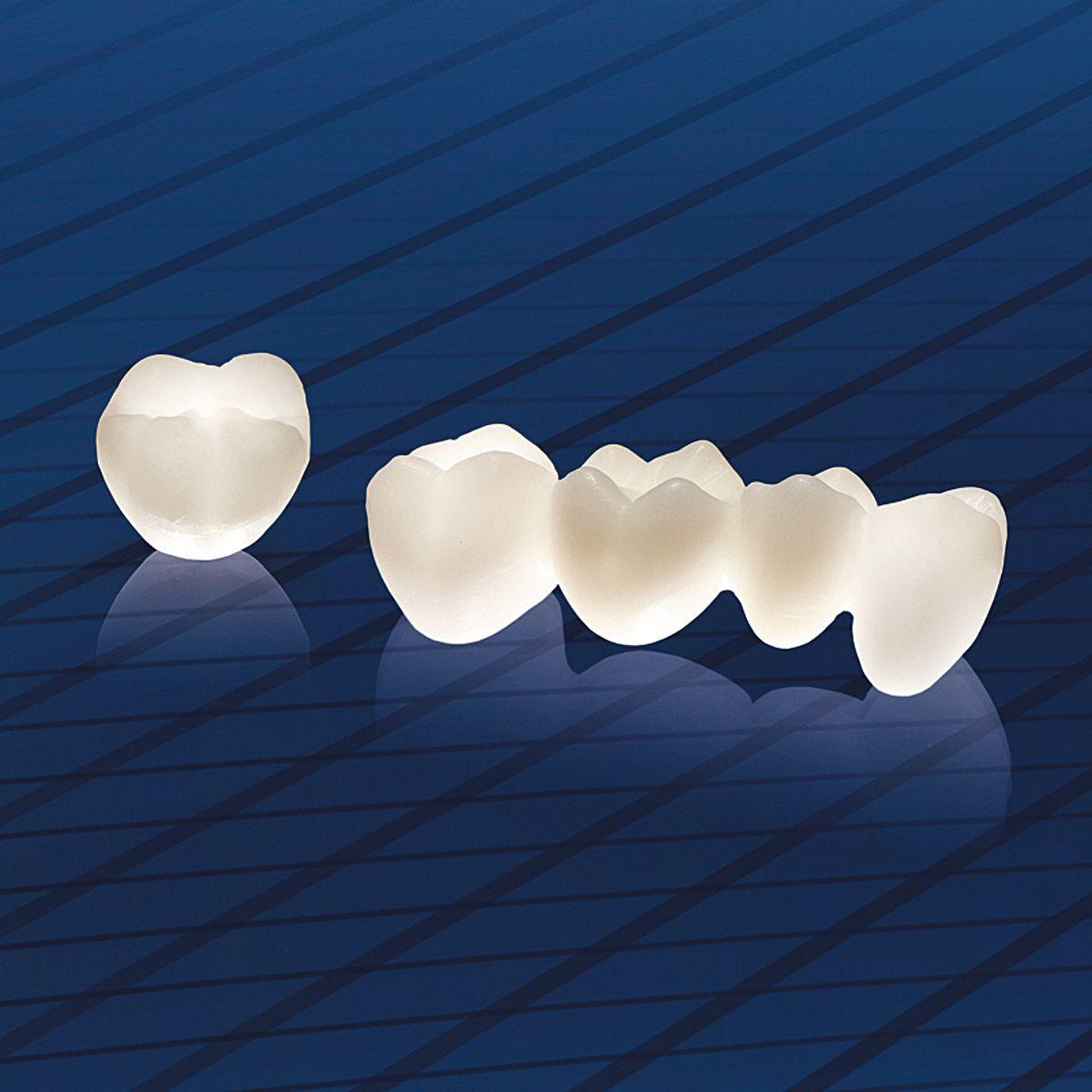 Cấu tạo của răng sứ cercon 1