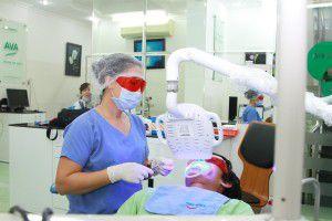 Làm trắng răng khi nhiễm tetracycline