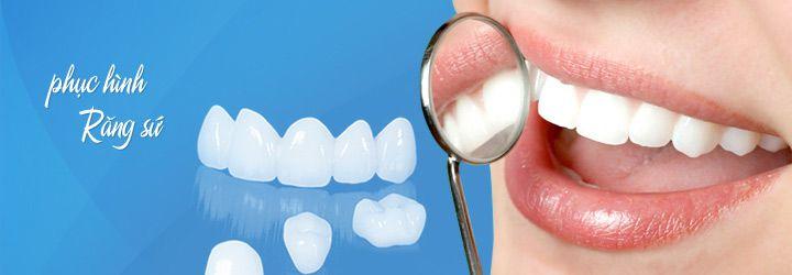 Răng toàn sứ Cercon