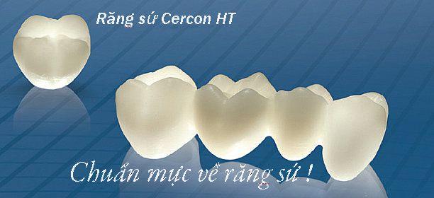 Răng sứ Cercon HT có thay thế được răng thật? 1