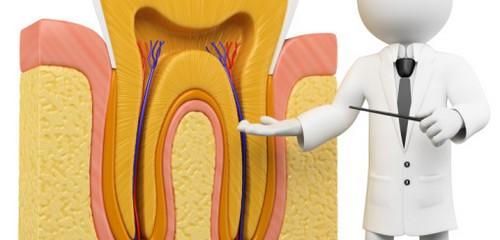 Điều trị tủy răng bằng máy vi phẫu hiện đại 1