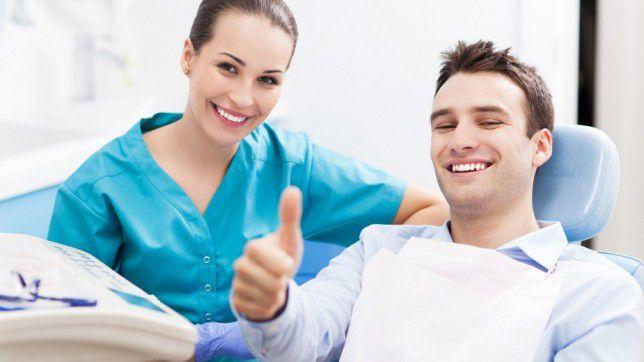 Quy trình nha khoa chuyên nghiệp 1