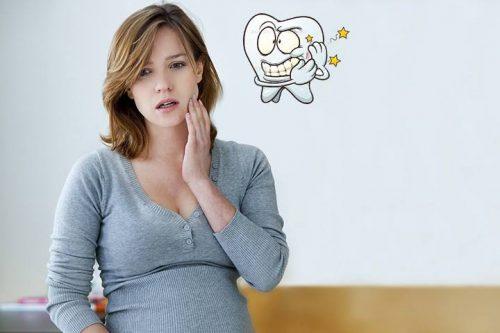 Chữa trị viêm chân răng ở bà bầu an toàn hiệu quả 1