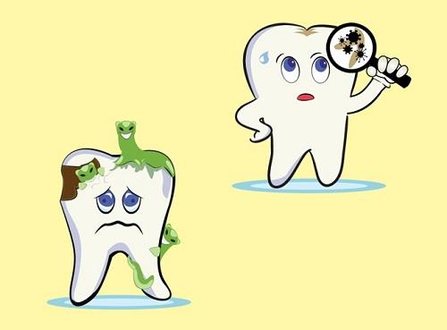Trám răng sâu bao nhiêu tiền vậy? 2